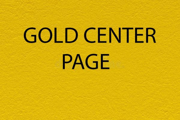 gold center page